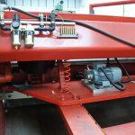 Used CINCINNATI 1012 Auto Shear. Capacity 12